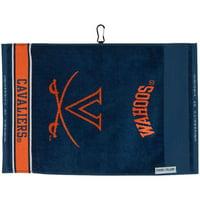 "Virginia Cavaliers 16"" x 24"" Face/Club Jacquard Towel"