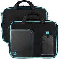 VANGODDY Pindar Travel School Shoulder Case Bag for 13, 13.3 inch Laptops / Netbooks / Ultrabooks [Apple, Acer, Asus, HP Samsung, Toshiba, etc]