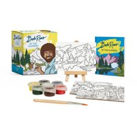 Rp Minis: Bob Ross by the Numbers (Paperback)