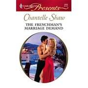 The Frenchman's Marriage Demand - eBook