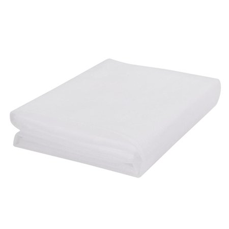 Zerone Disposable Hotel Pillow Cover,Non-woven Disposable Pillowcase Prevent Bacterial Infection Travel Hotel Pillow Cover White