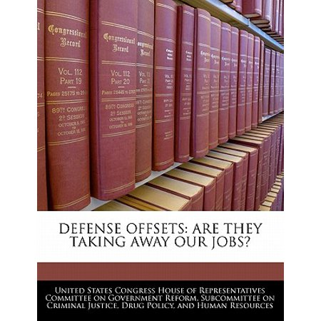 Defense Offsets : Are They Taking Away Our Jobs? (Trading Jobs)