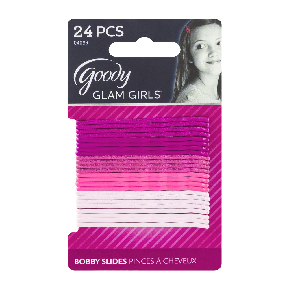 Goody Glam Girls Bobby Slides - 24 CT