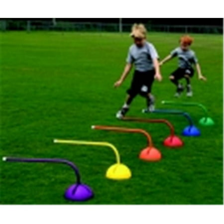 Pull Buoy 18 inch Multi-Dome Hurdles, Set 6