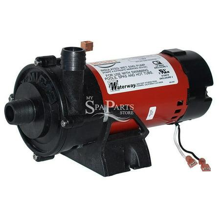 Vita Spa Waterway 1/16 HP 1 Speed 230V  Tiny Might Circulating Pump WWP3312620-19 -