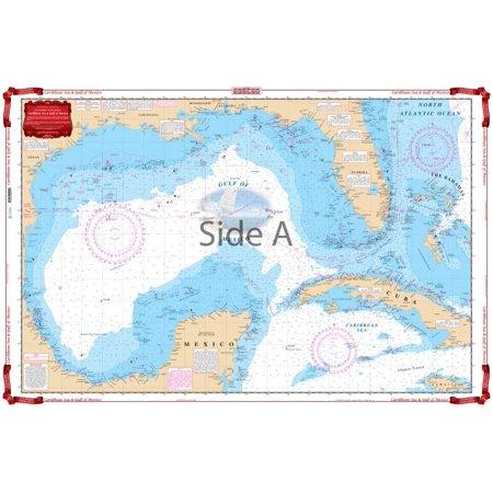 Waterproof Charts 4 Caribbean & (Large Print Waterproof Charts)