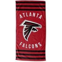 "Atlanta Falcons The Northwest Company 30"" x 60"" Striped Beach Towel"