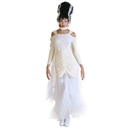 Plus Size Bride of Frankenstein - Horror Bride Costume