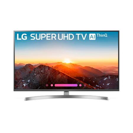 Lg 49 Class 4k 2160 Hdr Smart Super Uhd Tv Wai Thinq