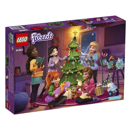 lego friends 41353 24 day advent calendar holiday box. Black Bedroom Furniture Sets. Home Design Ideas