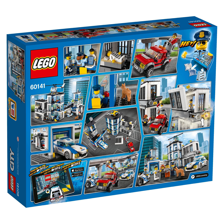 Lego City Police Station 60141 Headquarters 7744
