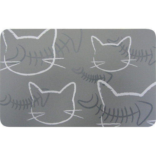 Fou Fou Dog Silicone Cat Placemat