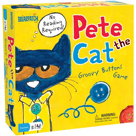 Pete The Cat Toys (Pete The Cat Groovy Buttons)