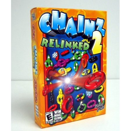 Chainz 2: Relinked CDRom - Advance Through 200 Challenging Levels with 4 Incredible Ways to
