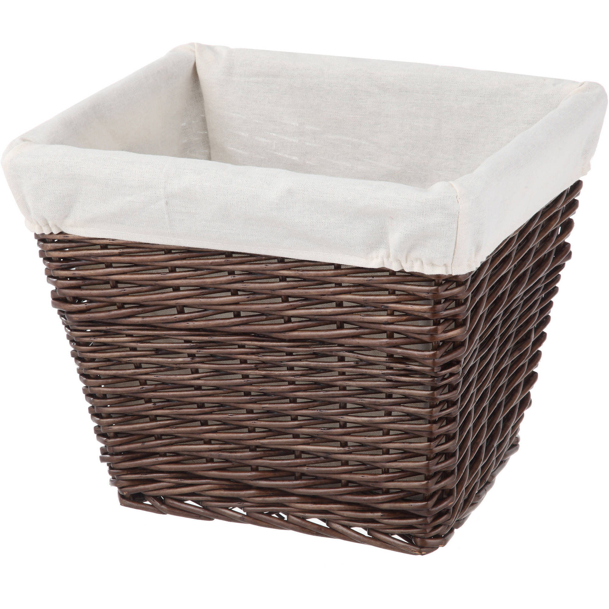 Better Homes and Gardens Willow Cube Basket