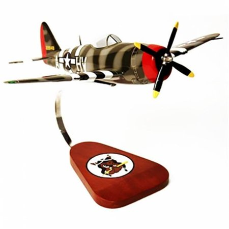 Mastercraft Models MCP47TBPU Republic P-47B Thunderbolt - Model Scale 1 by 48