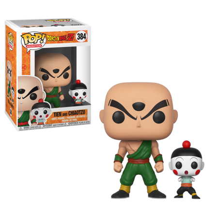 Funko Pop! Dragon Ball Z - Chiaotzu & Tien](Tien Dbz)