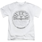 Sun Records Crusty Logo Little Boys Shirt