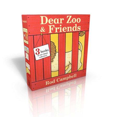 Friends Animal - Dear Zoo & Friends : Dear Zoo; Farm Animals; Dinosaurs