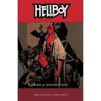 Hellboy Volume 1: Seed of Destruction