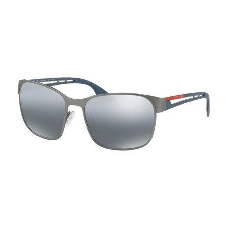 Sunglasses Prada Linea Rossa PS 52 TS DG12F2 GUNMETAL RUBBER