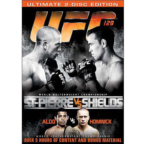 UFC 129: St-Pierre Vs. Shields (Ultimate 2-Disc Edition) (Widescreen) by Anchor Bay Entertainment