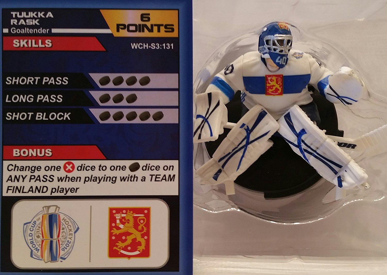 World Cup of Hockey Team Finland Tuukka Rask (Common) by