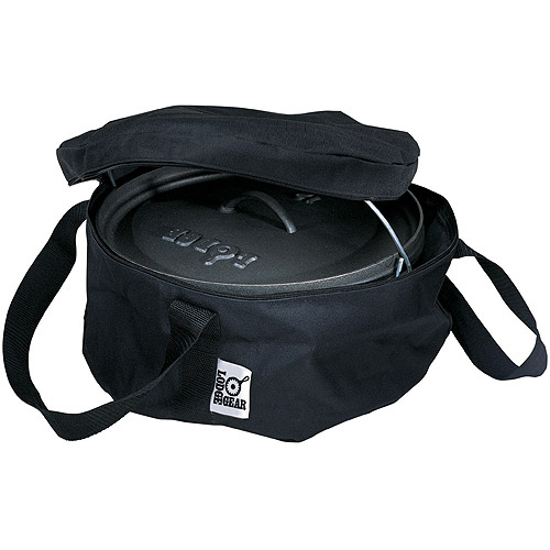 "Lodge 10"" Camp Dutch Oven Tote Bag, A1-10"
