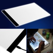 portable a4 led light stencil art board drawing table usb interface drawing stencil board table for - Kids Drawing Stencils