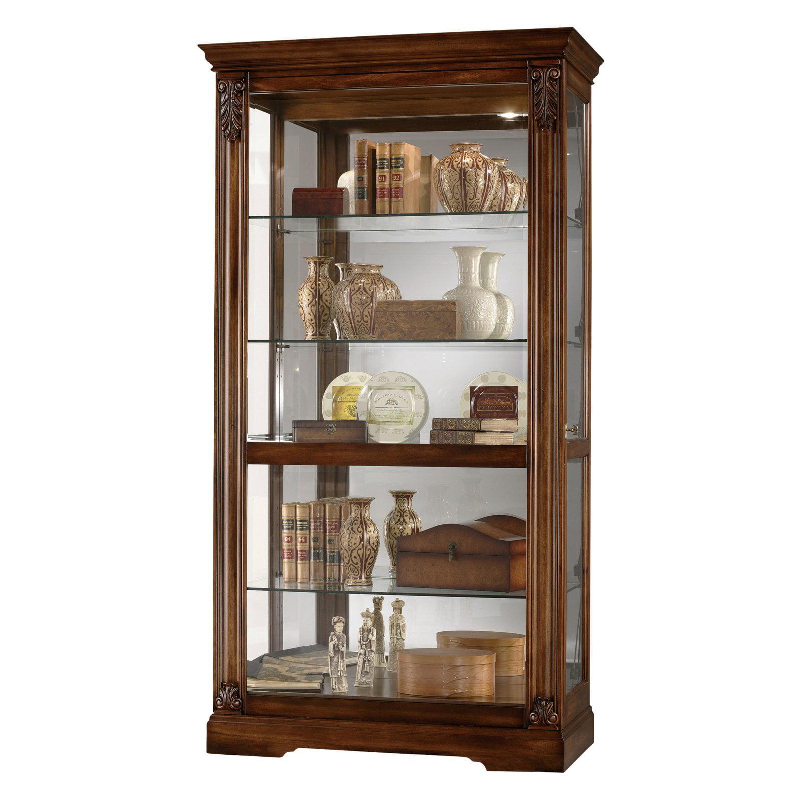 Andreus Curio Cabinet by