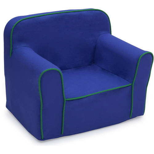 Delta Children Foam Snuggle Chair, Multiple Colors