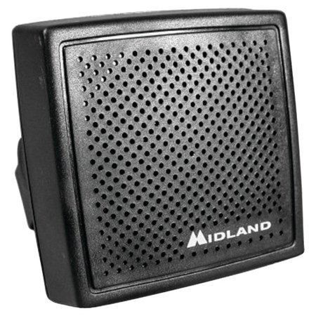 Midland(R) 21-406 High-Performance External Speaker for CB Radios