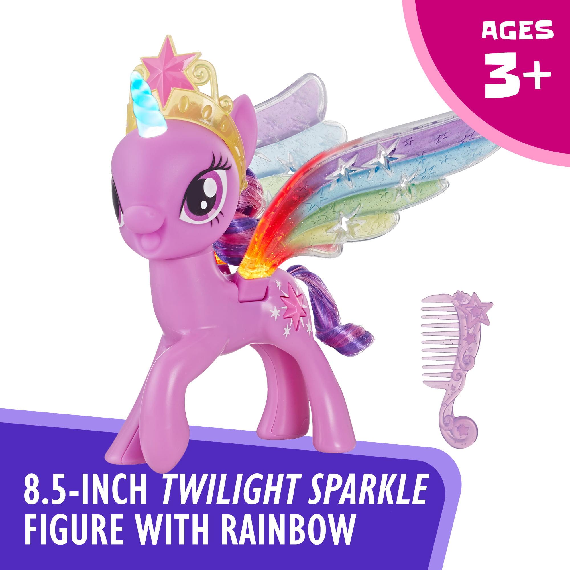- My Little Pony - My Little Pony Rainbow Wings Twilight Sparkle