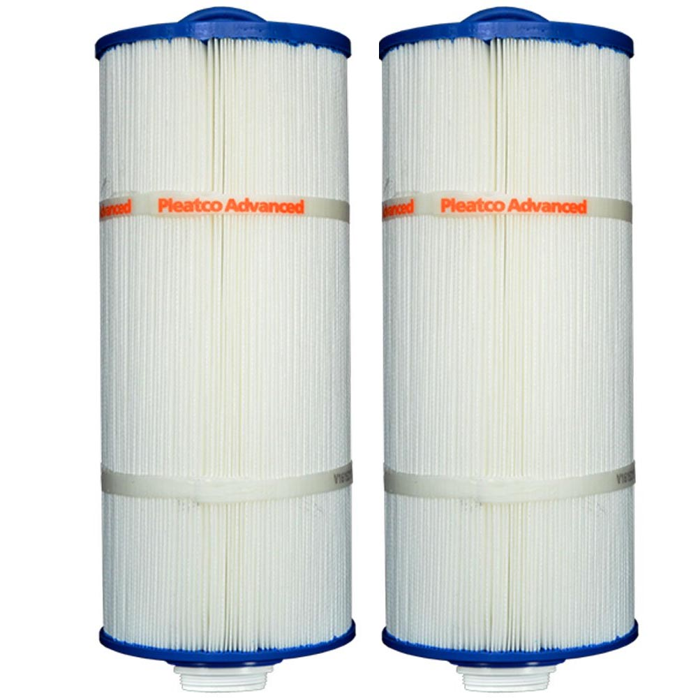 Pleatco PPM50SC-F2M Pacific Marquis Spas Hot Tub Spa Filter Cartridge (2 Pack) by Pleatco