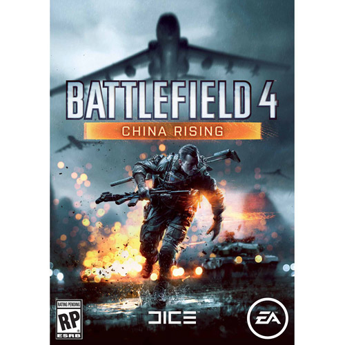 Electronic Arts Battlefield: 4 China Rising Expansion Pack (Digital Code)