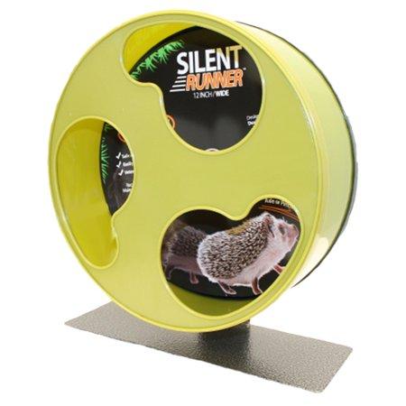 """Silent Runner Pet Exercise Wheel 12"""" Wide"""
