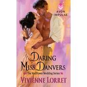 Daring Miss Danvers : The Wallflower Wedding Series