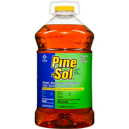 Pine-Sol Multi-Surface Cleaner, Pine, 144oz Bottle