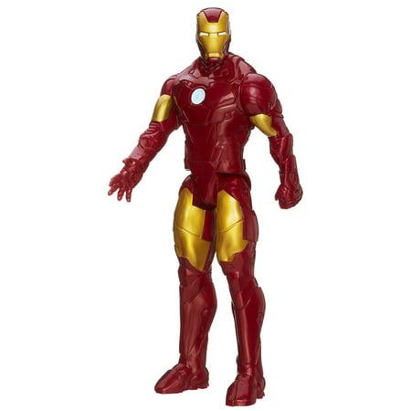 Avengers Series  Assemble Titan Hero Iron Man 12  Action Figure  Usa  Brand Marvel