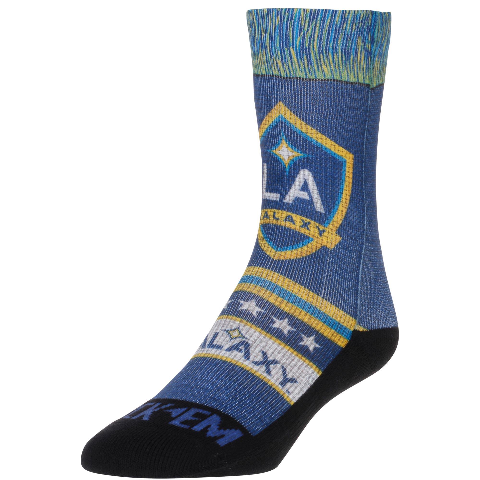 LA Galaxy Scarf Shin Socks