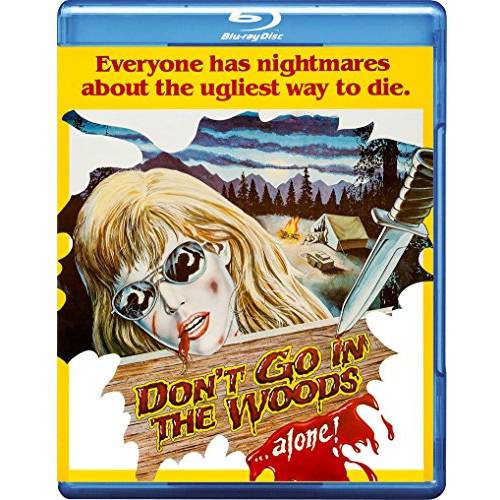 Don't Go In The Woods..Alone (Blu-ray + DVD) (Widescreen) CAVBRVS069