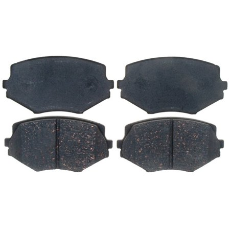 - AC Delco 17D635C Brake Pad Set For Mazda Miata, Ceramic OE Replacement