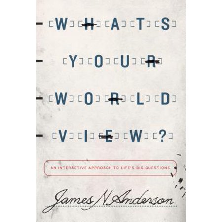 Interactive Review Question Cd - What's Your Worldview? : An Interactive Approach to Life's Big Questions