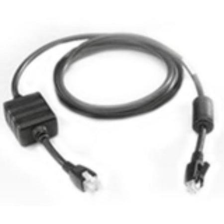 Motorola 50-16002-029R Cable Assy Dc Pwr Crd 4 Slot Cabl Cradle/rohs