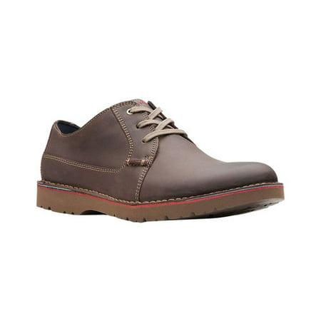 Men's Clarks Vargo Plain Oxford 2 Plain Toe Slip