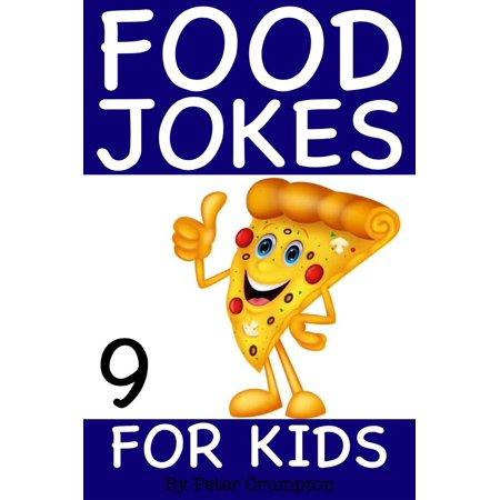 Food Halloween Jokes (Food Jokes For Kids 9 - eBook)
