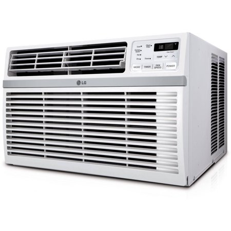 Cruise Control Unit - LG LW1216ER 12,000 BTU 115V Window-Mounted Air Conditioner with Remote Control