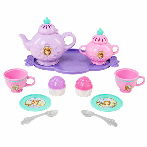 Disney Princess Sofia The First Magical Talking Tea Set Wave 2