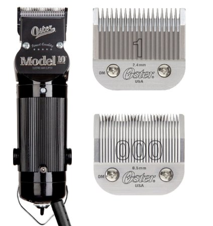 Oster Model 10 Heavy Duty Clipper with Blade 000