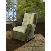 Padmas Plantation OL-WNG01-ECO Outdoor Kubu Wing Chair